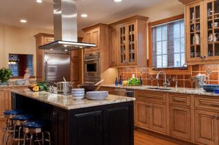 Remodeled Kitchen by Liston Design Build
