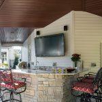 Custom Pool Bar for Home