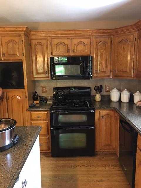 kitchen cabinets before kitchen remodel