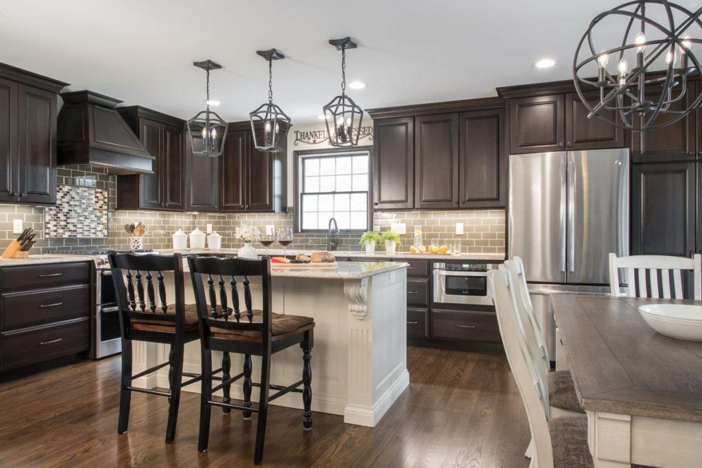 kitchen after kitchen remodel