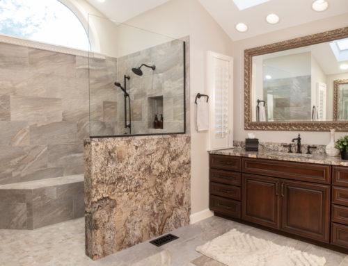Berkshire Drive – Master Bath