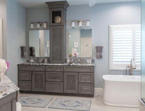 Barkley Place – Master Bath